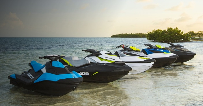 FIND THE RIGHT SEA-DOO FOR YOU